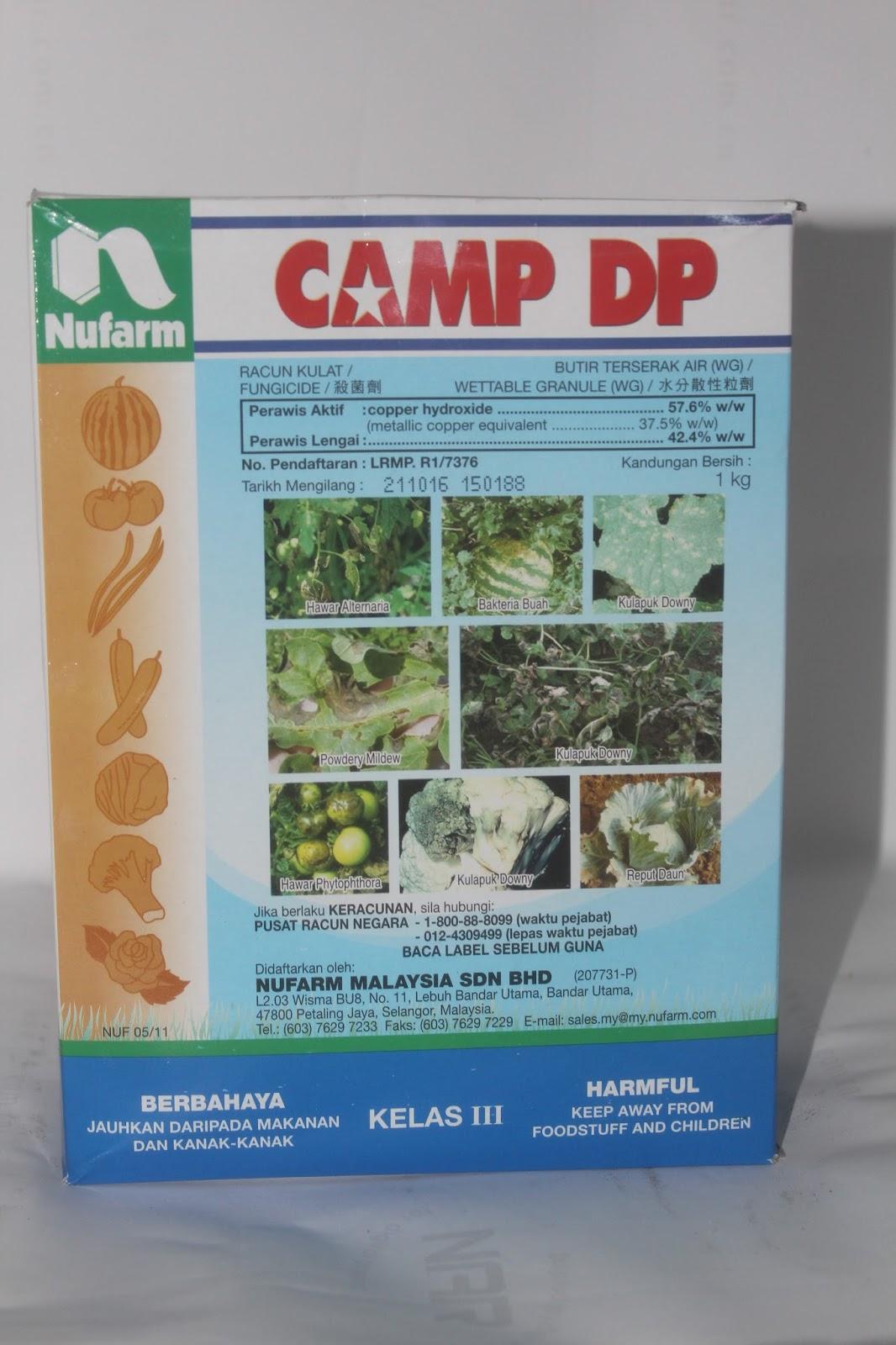 Camp DP - RM62.00
