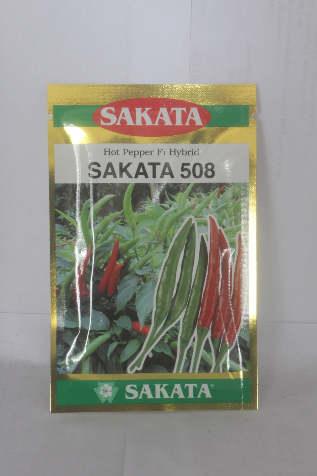 Benih Sakata 508 - RM36.00