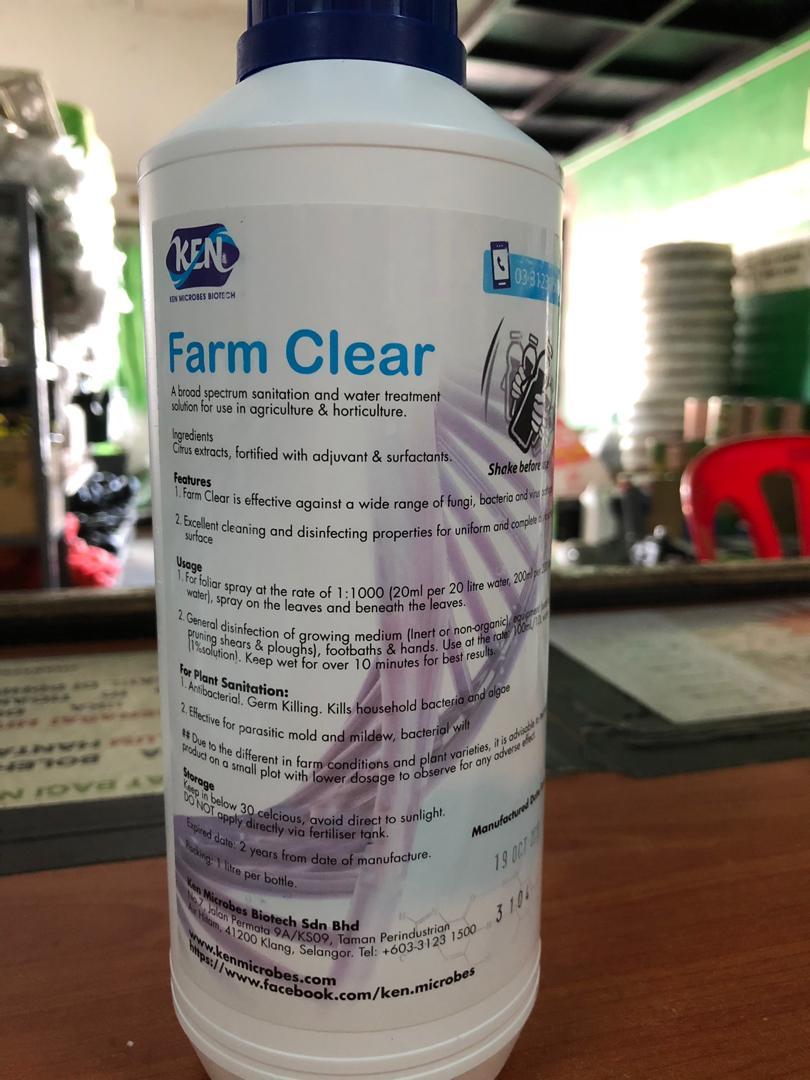 Farm Clear - RM82.00